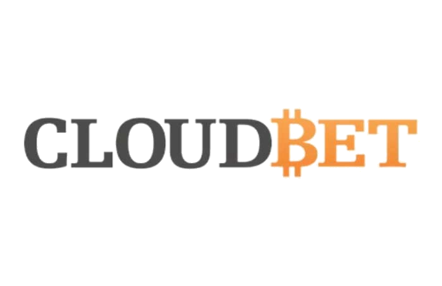 Cloudbet's Logo transparent and HQ