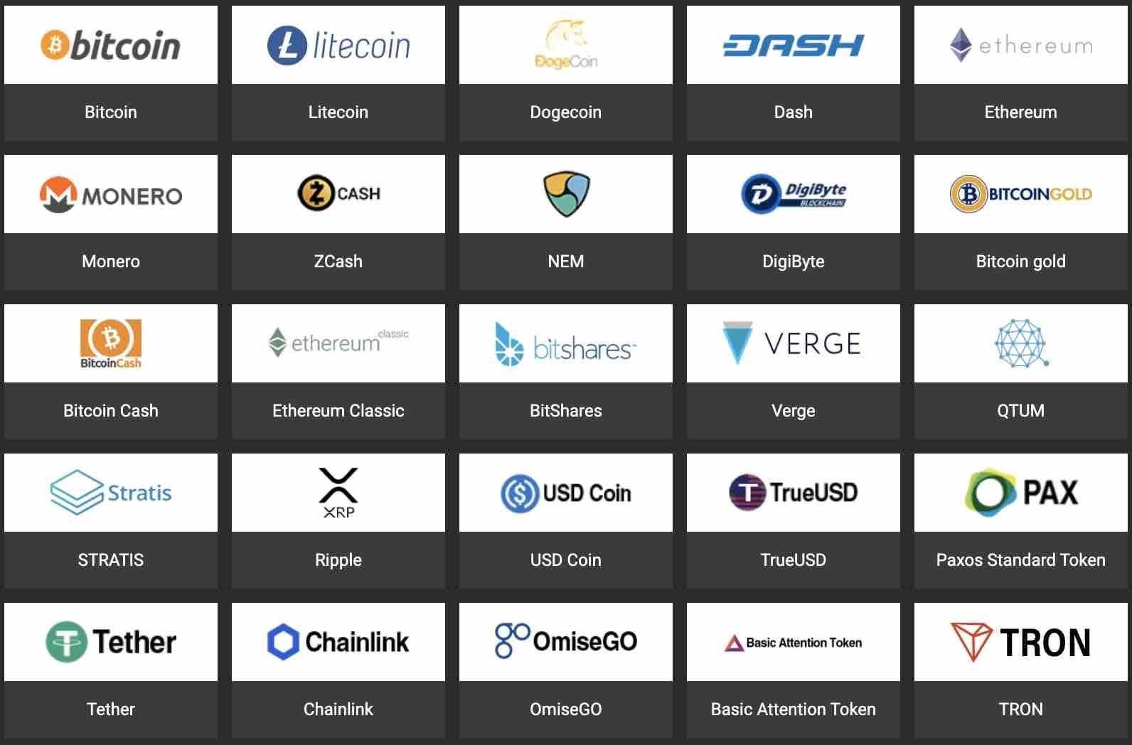 todas las criptomonedas aceptadas en 1xbit uno de los mejores sitios de apuestas deportivas bitcoin