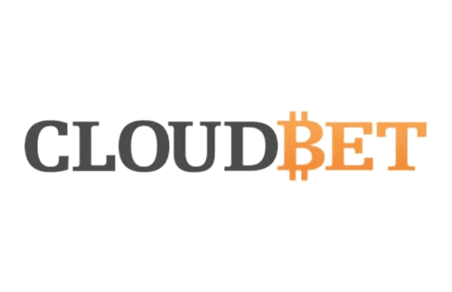 Cloudbet logo transparente casa de apuesta en bitcoin y criptomonedas